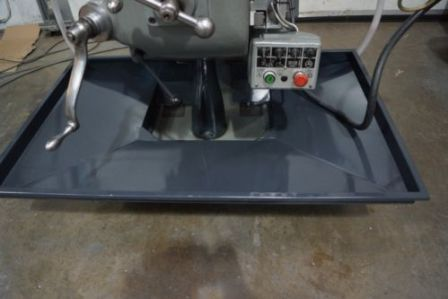goodwin technology products milling machine power feeds machine coolant tray