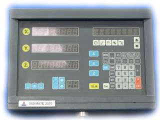 Chester UK Digital readout console