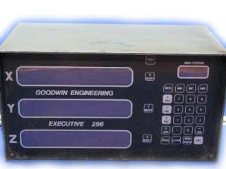 Goodwin Console