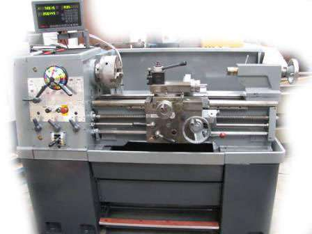 Digital Readout for Colchester Master Lathe
