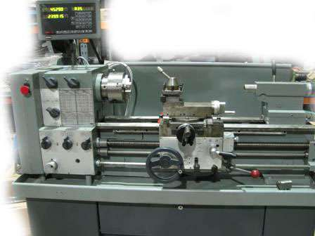 Digital Readout For Harrison M300 lathe