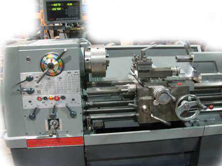 Digital Readout for Colchester Triumph Lathe