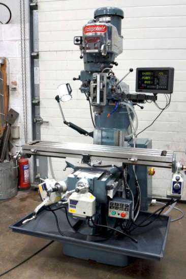 Bridgeport Mill For Sale >> Rebuilt Bridgeport Milling Machines For Sale